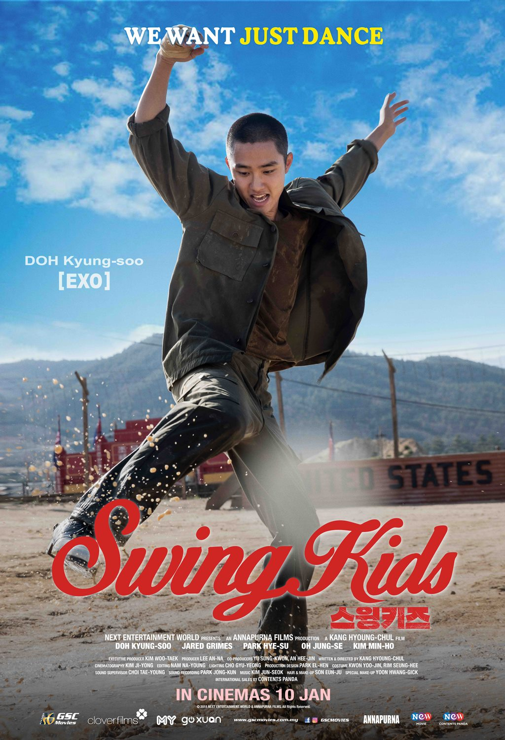 Nonton Movie Swing Kids 2019 Subtitle Indonesia | SerialDrakor